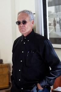 Gary Leonard Portrait