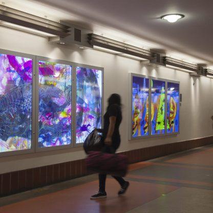 Journeys: LA Communities Through the Eyes of Artists In Situ