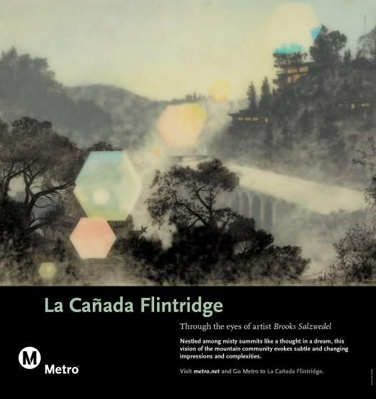 Brooks Salzwedel, La Cañada/Flintridge