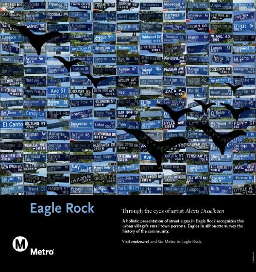 Alexis Disselkoen, Eagle Rock