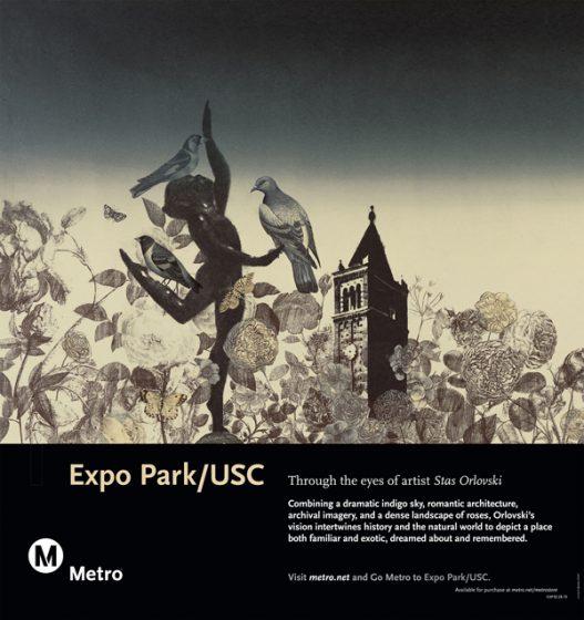 Stas Orlovski, Expo Park/USC