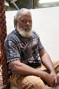 Charles Dickson Artist Portrait