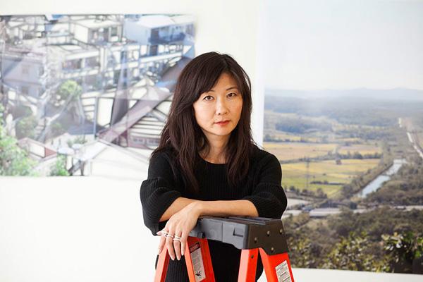 Portrait of Soo Kim