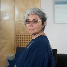 Portrait of Rebeca Méndez