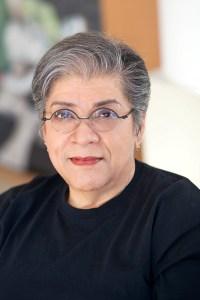 Portrait of Judithe Hernández