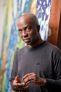 Portrait of Michael Massenburg