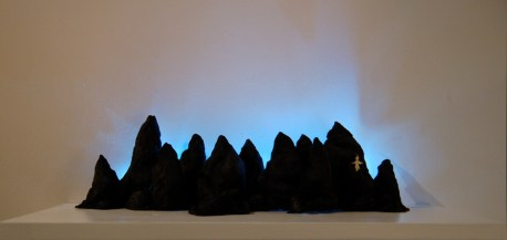 "Edra Soto, ""Light Within The Dark,"" 2009."