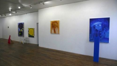 """Post Hope,"" works by Leslie Baum and Brian Kokoska at LVL3 Gallery"
