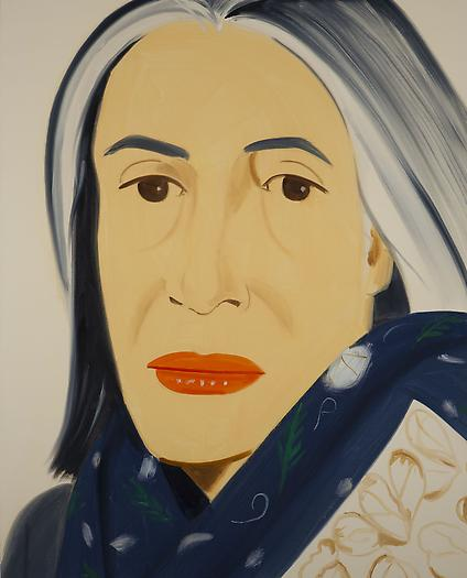 """Ada with Blue Scarf,"" 2012"