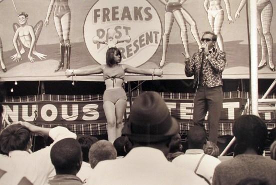 """""""Snake Girl,"""" circa 1960"""