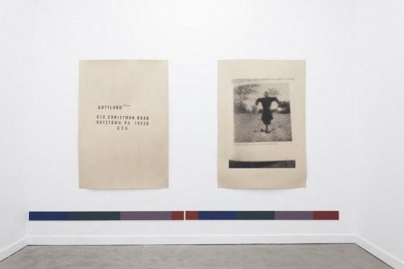 """Nicholas Gottlund. """"Always,"""" installation view"""
