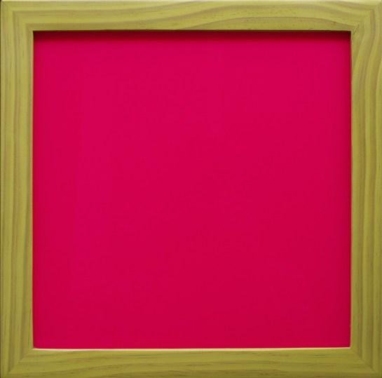 """Andrew Falkowski. """"Pink Monochrome,"""" 2014"""