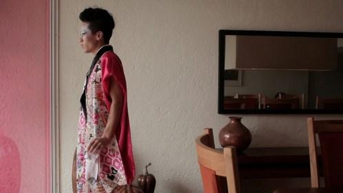 """Still from Wu Tsang's """"Mishima in Mexico,"""" 2012"""