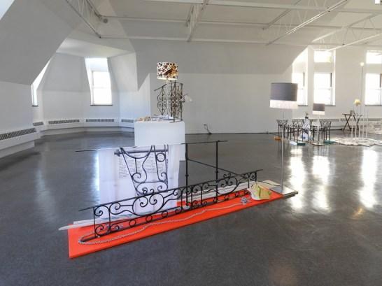 """Josef Strau. """"Raft,"""" 2014"""