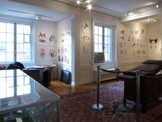 Vesna Jovanovic's artwork on view in the Museum of Surgical Science