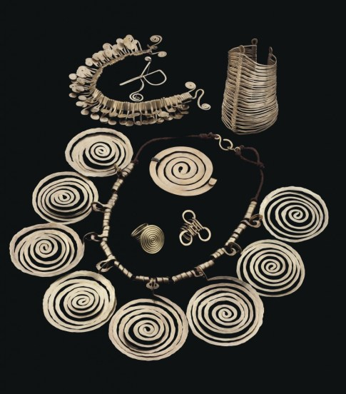 Ruth Horwich's collection of Alexander Calder jewelry to be offered at auction. Photo: Christie's Images Ltd. 2015.