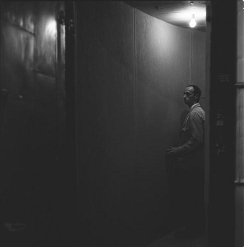 "Robert Morris. ""Untitled (Passageway),"" 1961 Photo Courtesy Castelli Gallery, New York"
