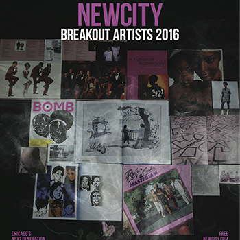 Breakout Artists 2016