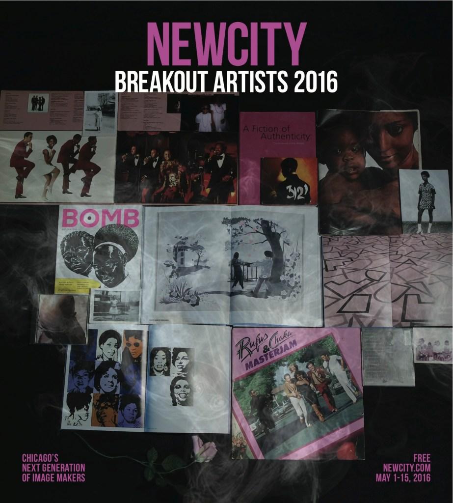 Cover design by Alexandria Eregbu, Breakout Artist 2015
