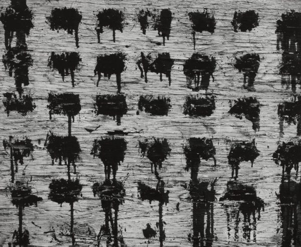 "Aaron Siskind. ""Chicago 42 1952,"" 1952. The Art Institute of Chicago"
