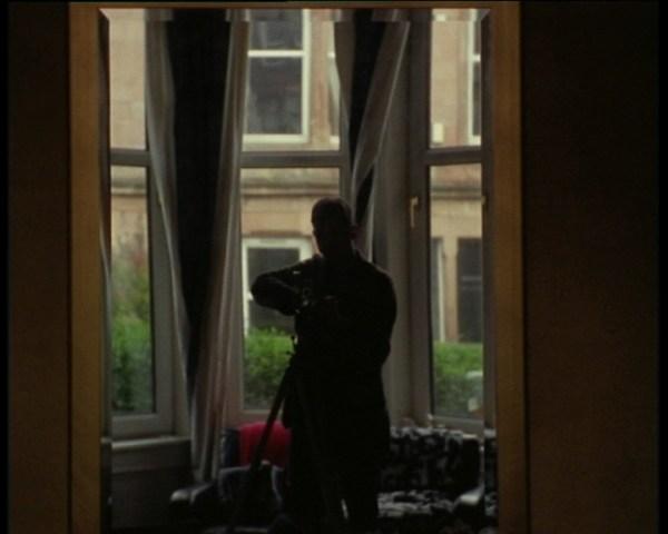 "Luke Fowler, ""Helen (Tenement Films),"" 2009. 16mm film, color, sound, 3 minutes"