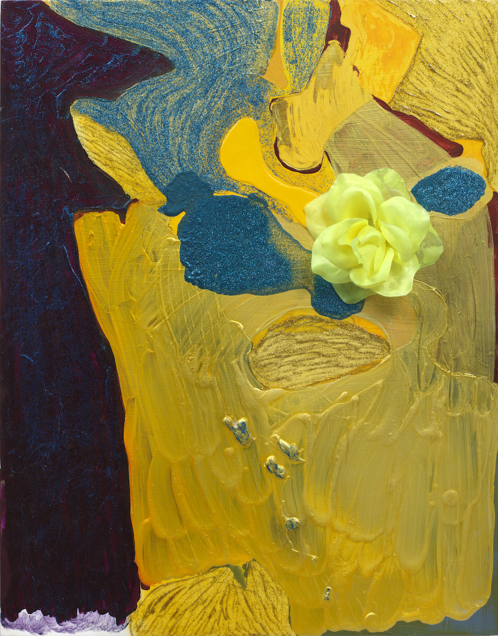 Painting A Life In Bloom | Newcity Art