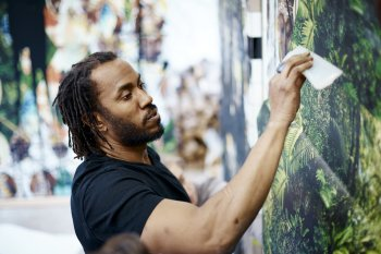 Spreading Wings And Taking Flight: Rashid Johnson Soars at the Milwaukee Art Museum