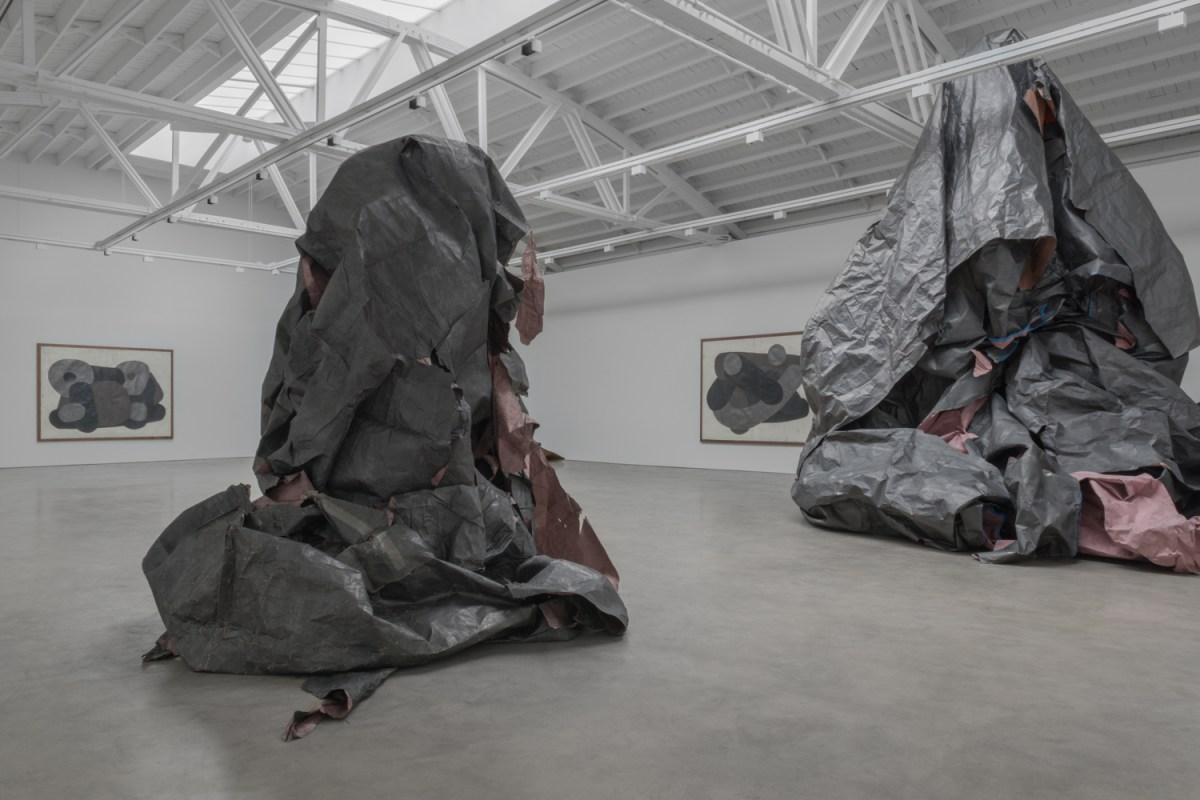 Here Comes the Bogeyman, A Review of Tony Lewis at Shane Campbell Gallery