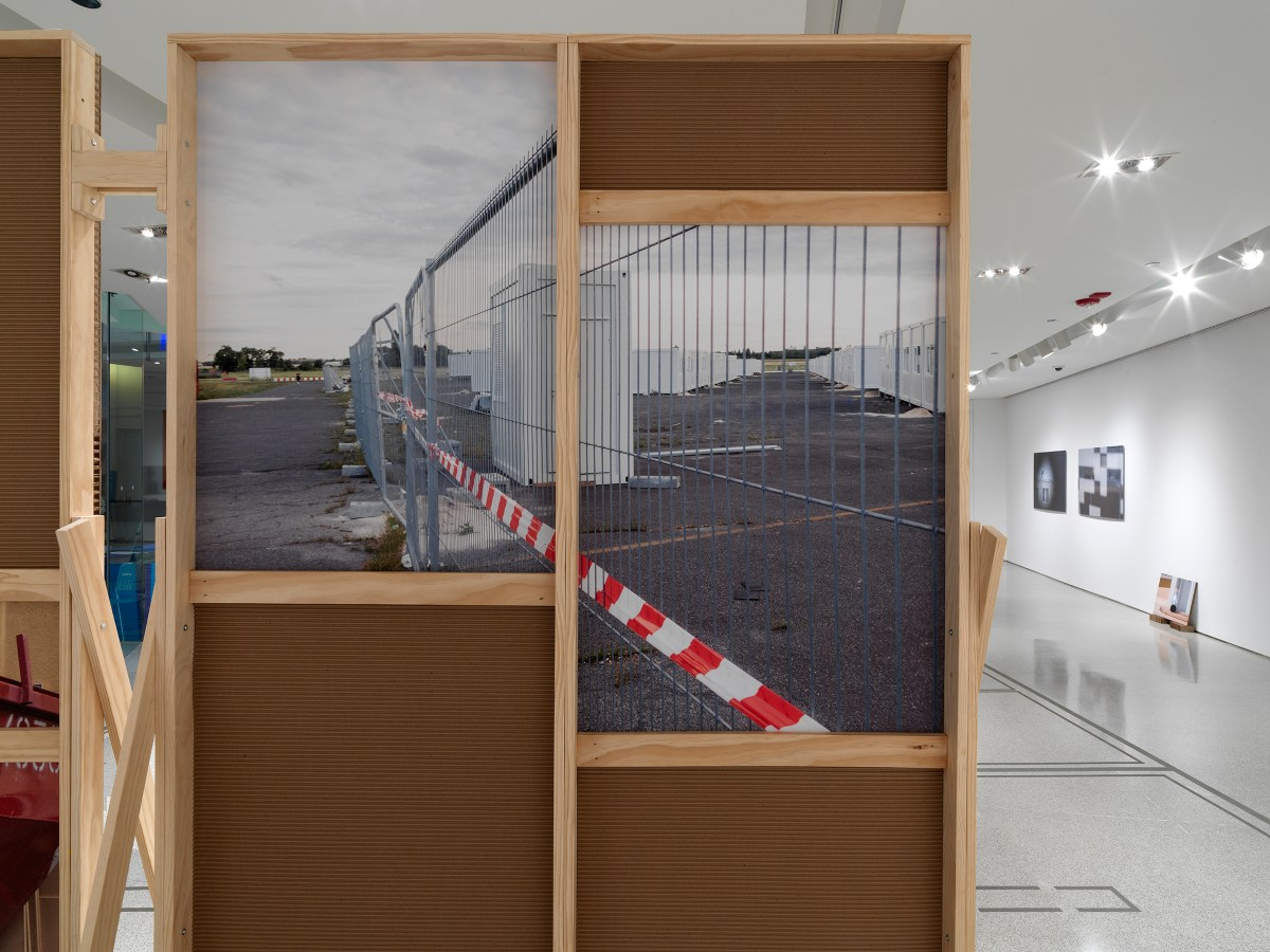 Enigmatic Propositions on the Past and Present of Human Migration, A Review of Ellen Rothenberg at the Spertus Institute