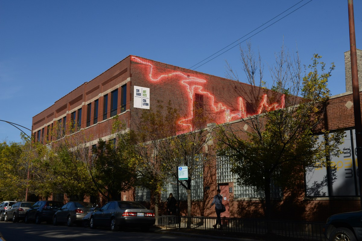 New Frontiers: As the West Loop Loses its Gallery District, Chicago Artists Coalition Finds Fresh Space to Build on its Mission