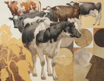 Moo-ving On From America's Dairyland: A Review of Craig Blietz at Tory Folliard Gallery