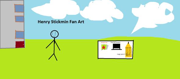Henry Stickmin Fan Art By XXYounggunXx On Newgrounds