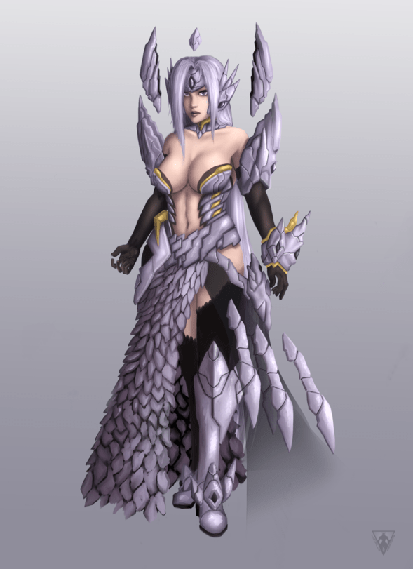 Commission DnD Goddess By LucidOrdinance On Newgrounds