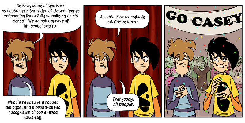 Instruction - Penny Arcade