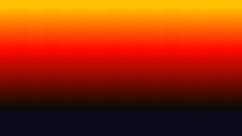 Pixilart Caramel Sunset Gradient By Kombatent