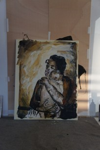 Acryl auf Leinwand 2012