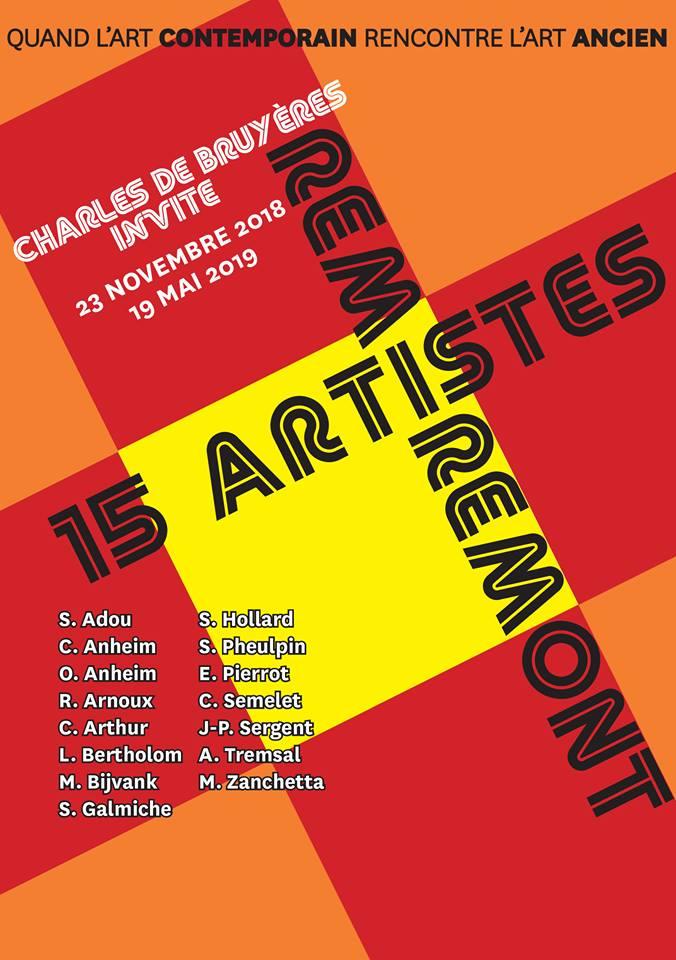 Marianne MERLE exposition du 1er au 15 novembre 2018