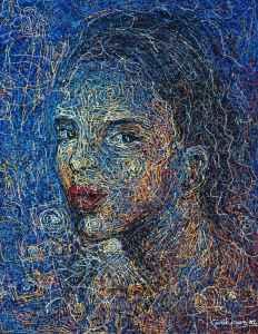 Adoration of Sally ⓒ Fabrice Girihirwe