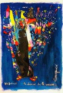 La danse de la veuve ⓒ José Noce