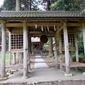 樂樂福神社 随身門