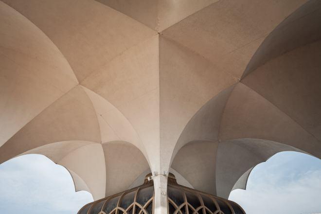 The Foundation of Islamic Centre of Thailand, 1971 by Paichit Pongpanluk. Photo by Ketsiree Wongwan