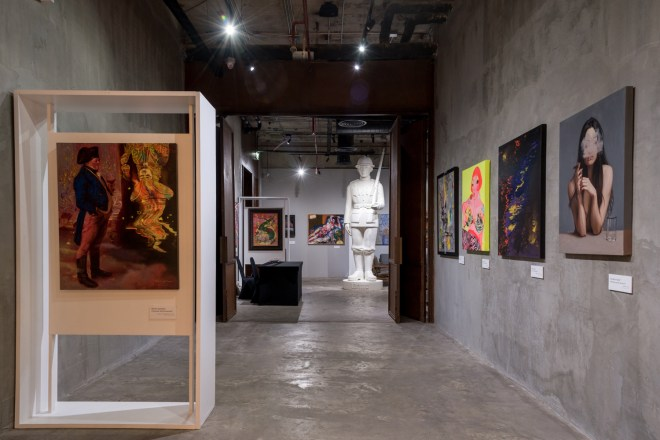 DUKE Contemporary Art Space, photo by Napat Charitbutra