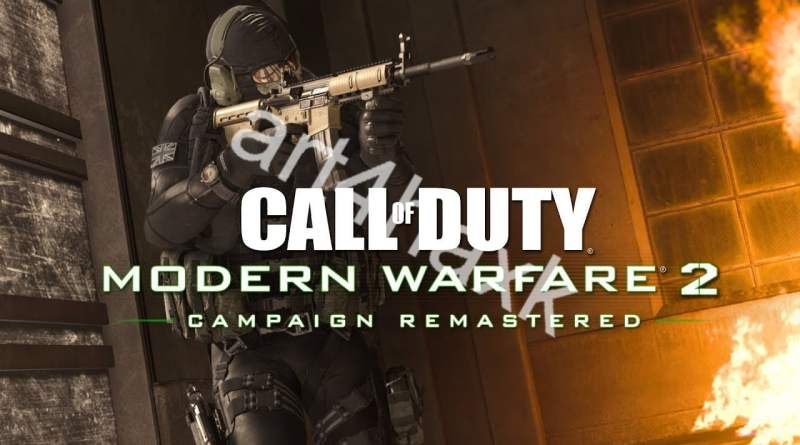Call of Duty Modern Warfare 2 Remastered Download Full Game For Pc Free