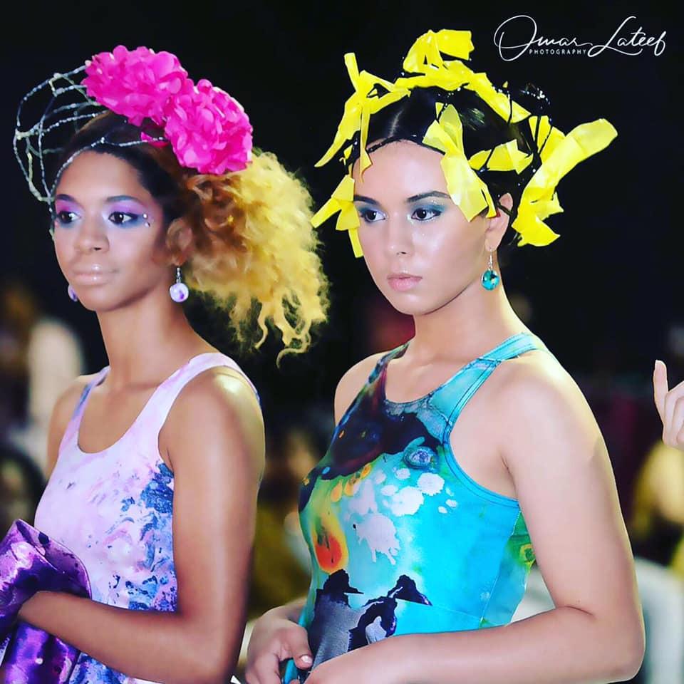 Kenyana Abernathy and Franishka Otero