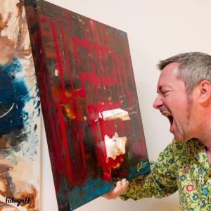 Vortex anti colère crée par francis guillemont showroom galerie art 52 royan
