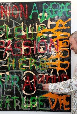 amour et intentions Galerie Art52 Royan Exposition Francis Guillemont