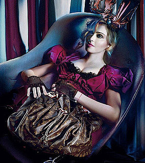 First pic of Louis Vuitton Fall 2009 ad campaign by Steven Meisel