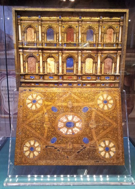 Venetian cabinet (stipo) 1565-1580