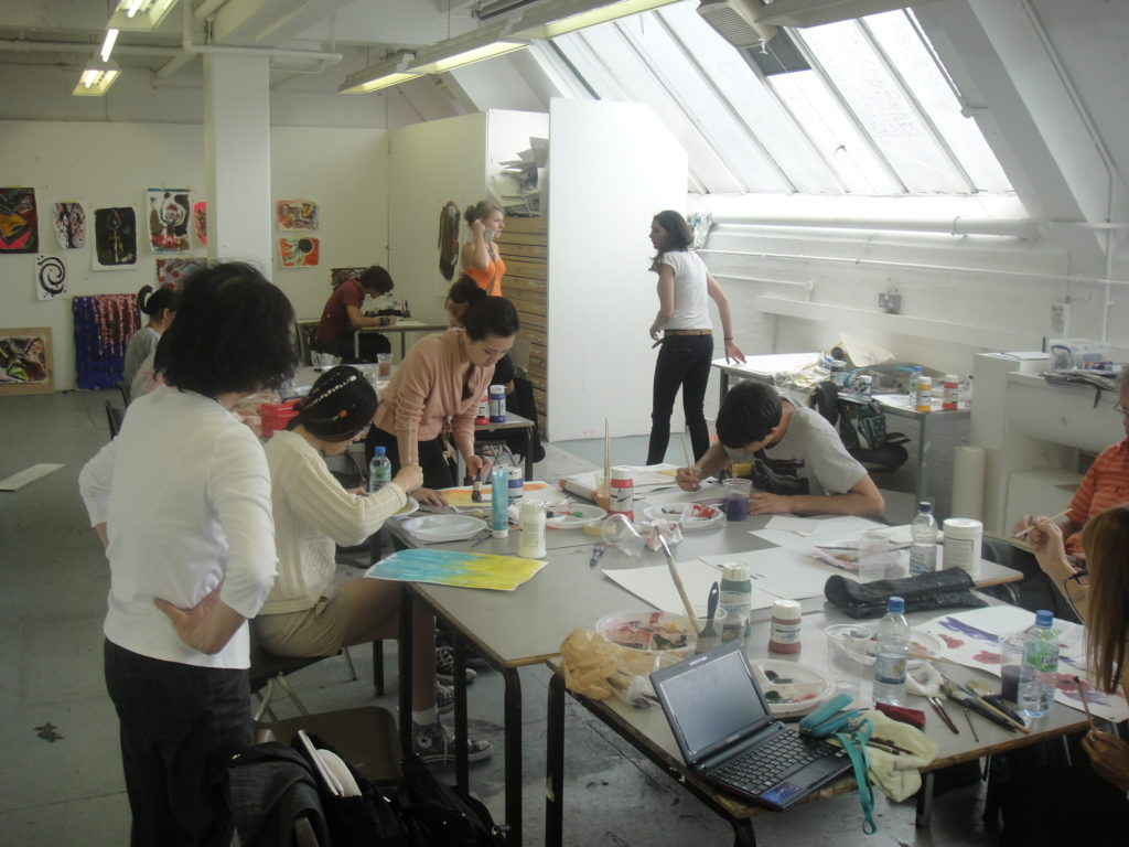 Oil painting classes in NYC   Art classes studio Artacademy Oil painting classes in NYC are based on the clients  age  skill level  and  needs