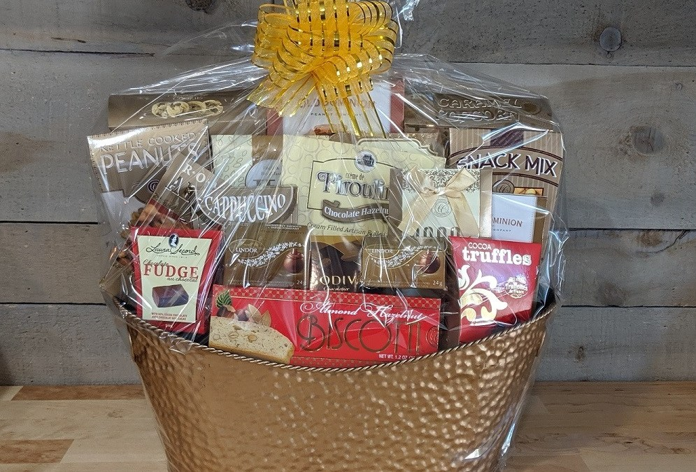 Gift Baskets at Artals Promotions in Kitchener Waterloo